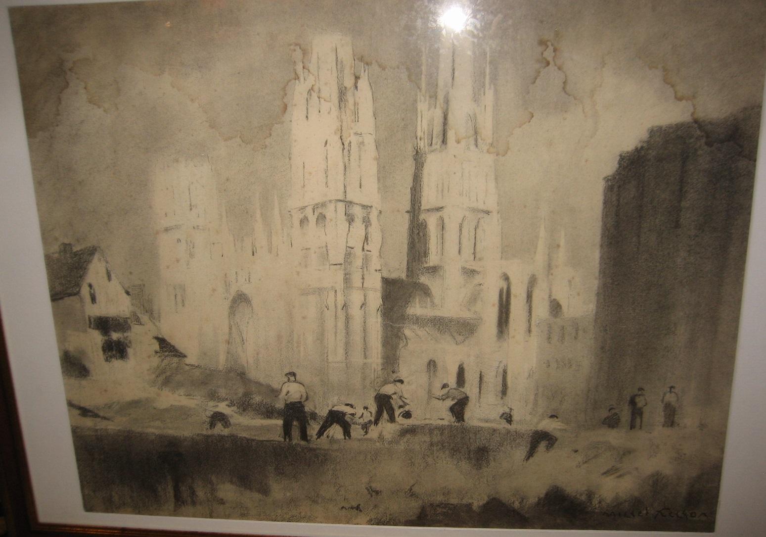 Frechon cathedrale rouen