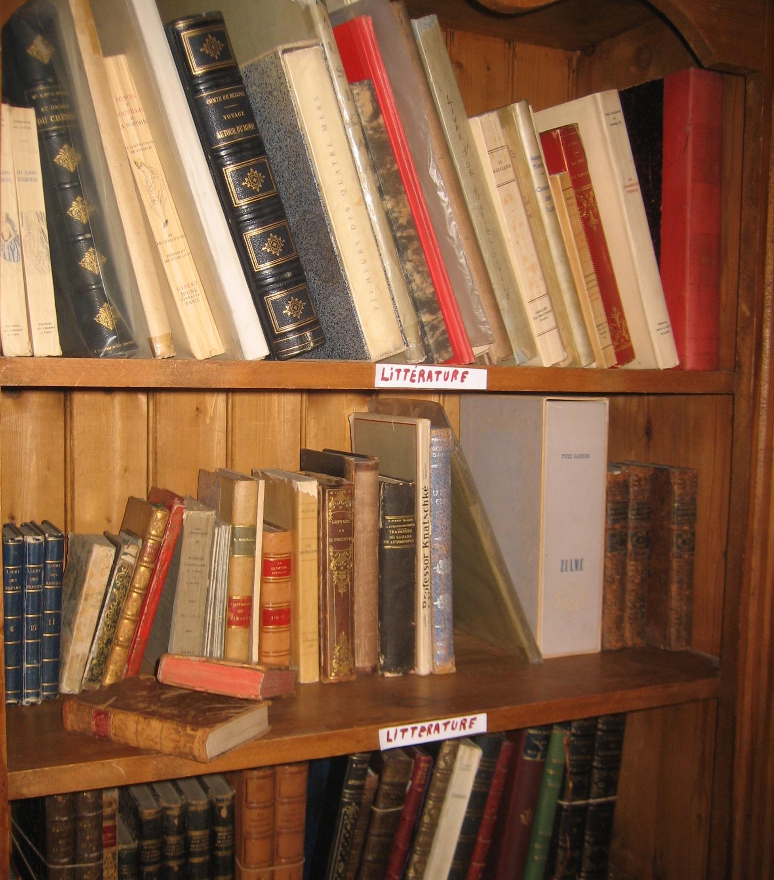 Livres anciens 1