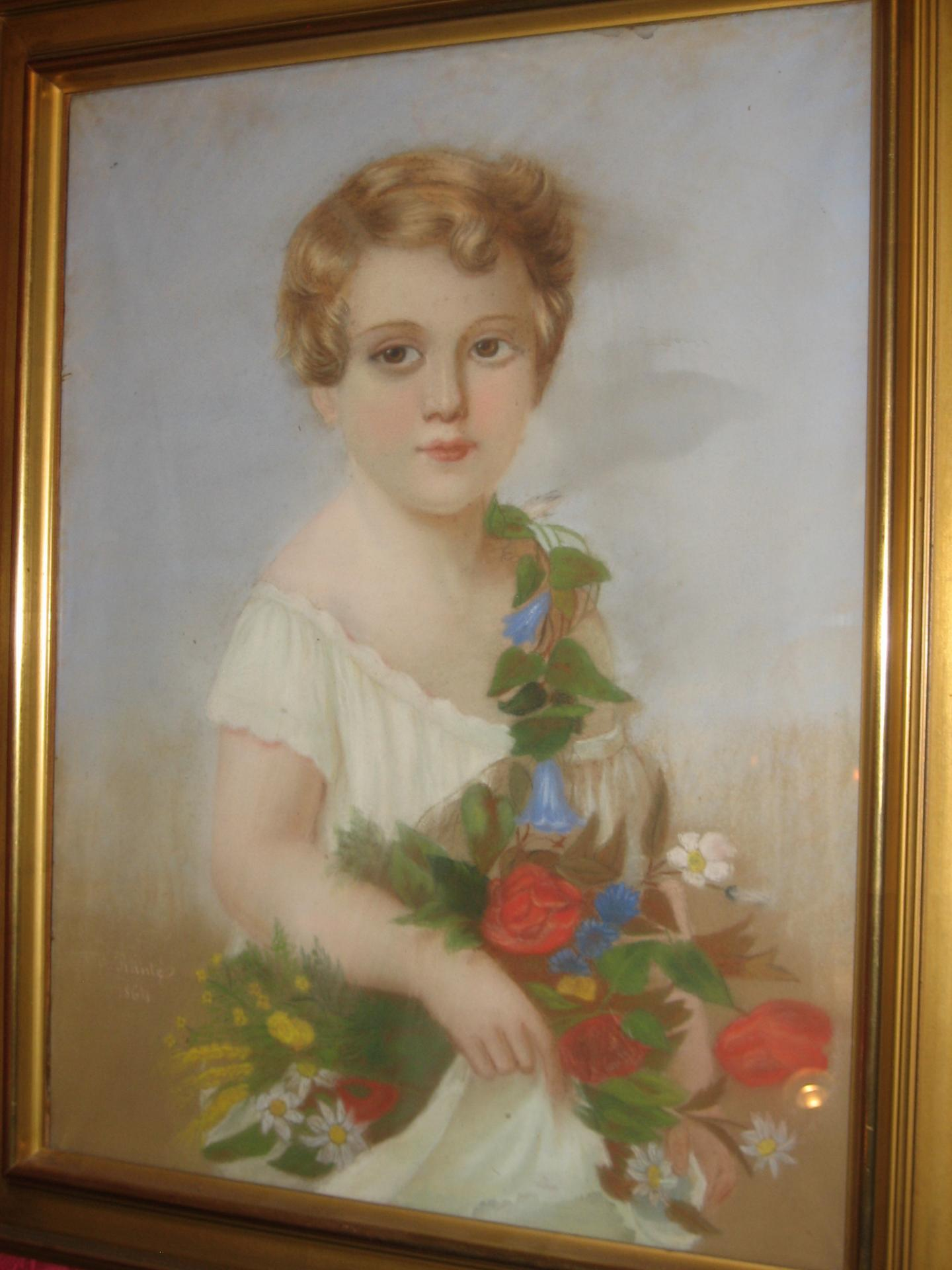 Pastel 1864